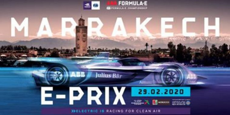 Marrakech grand prix E formula
