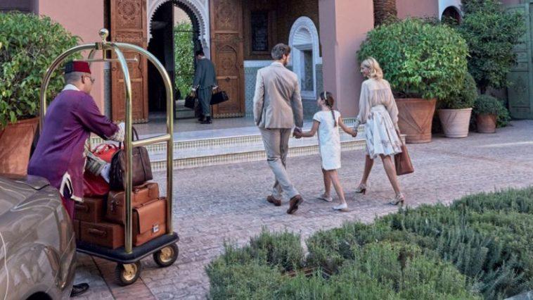 hotel 5 étoiles marrakech